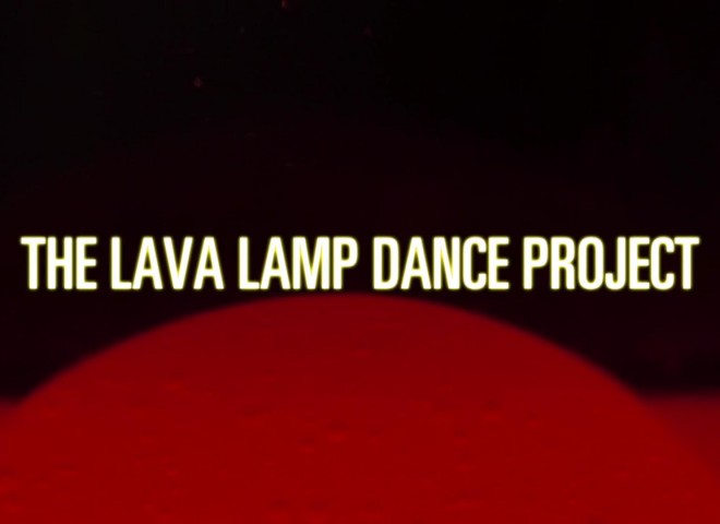 The Lava Lamp Dance Project