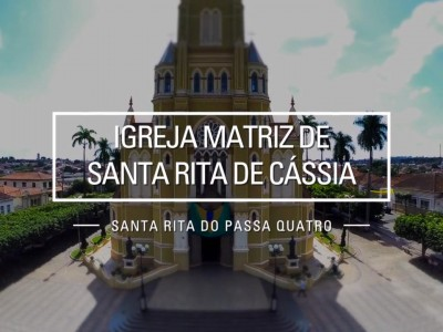 Santa Rita Do Passa Quatro By The Air