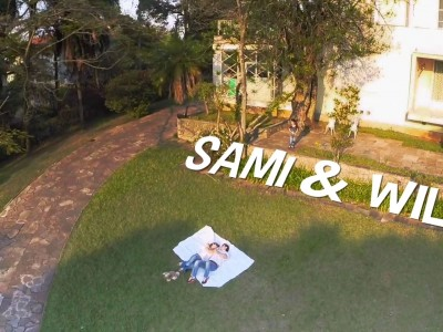 [Sami e Will] Pré-Wedding