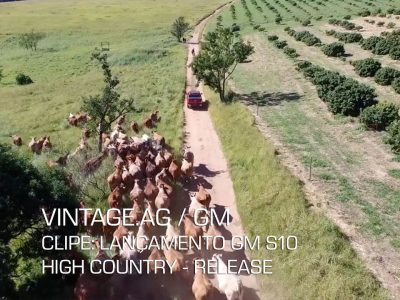 [Vintage.ag] Lançamento GM S10 High Country – Release