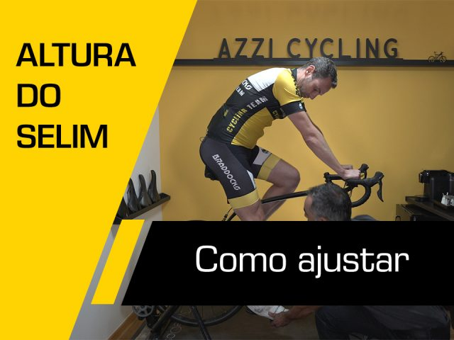 [Braddocks Cycling] Altura do Selim