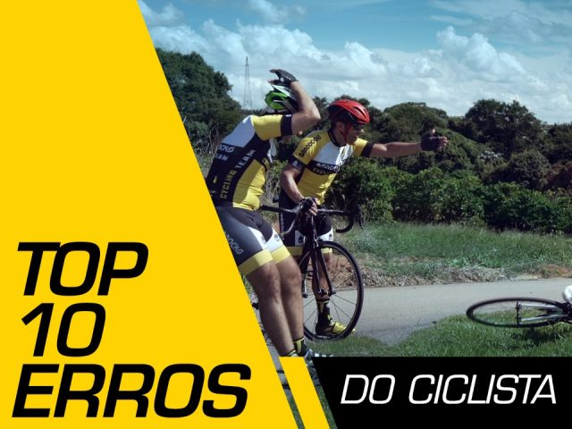 [Braddocks Cycling] Top 10 erros do ciclista iniciante