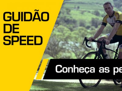 [Braddocks Cycling] Guidão de speed