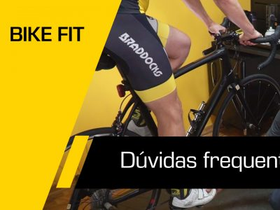 [Braddocks Cycling] BIKE FIT: Dúvidas frequentes