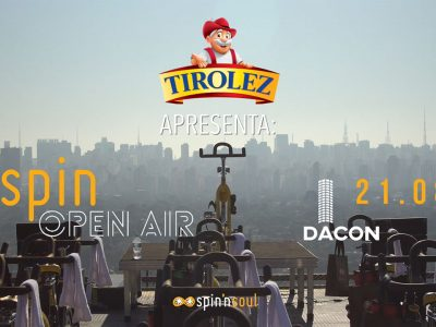 [Tirolez] – Spin Open Air Dacon