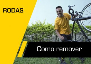 [Braddocks Cycling] Como remover e colocar as rodas da bike