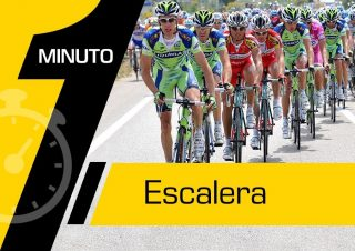 [Braddocks Cycling] EM 1 MINUTO: Escalera