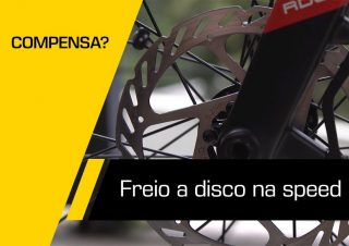 [Braddocks Cycling] Freio a disco na speed compensa?