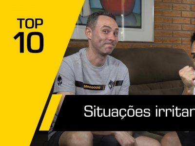[Braddocks Cycling] TOP 10: Situações irritantes