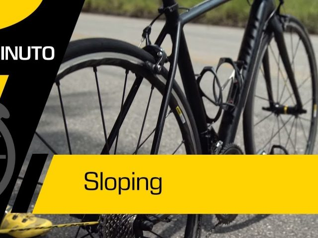 [Braddocks Cycling] EM 1 MINUTO: Sloping